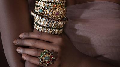 Bridal Trousseau Jewellery at Pernia's Pop-Up Shop