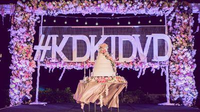 Karan x Divya #KdKiDvd wedding
