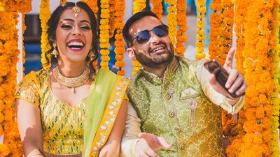 Amit & Tasya - Wedding