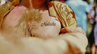 Natasha & Ashish's Haldi and Rain Dance