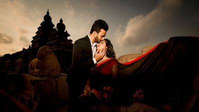 Prewedding shoot @ Mahabalipuram