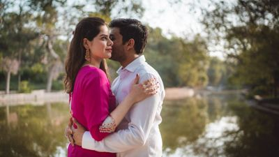 Khushboo & Anant - Pre Wedding