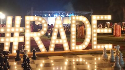 Debu x Rachna #RaaDe Wedding