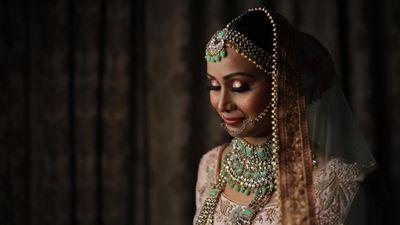 Aastha - Bride who loved glitters