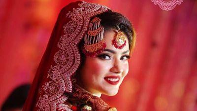Arifa's Nikah & Walima Makeup