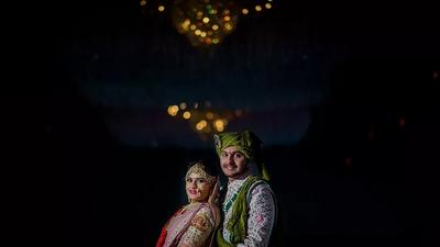Keval & Pooja
