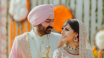 Ravneet & Robin - Wedding Shoot - Safarsaga Films - Best Wedding Photographer in Chandigarh