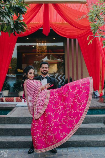 Likhita & Abhishek