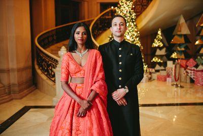 Vinaya and Nicholas
