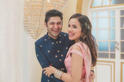 Tanushree & Nishant