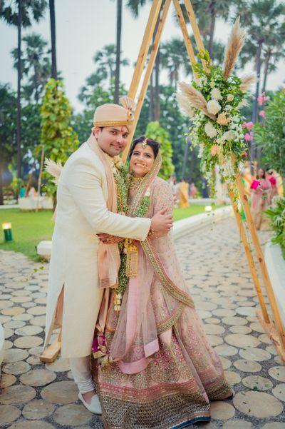 Ankita & Akash