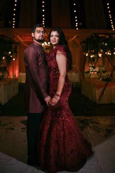 Harshita & Gaurav