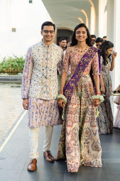 Karnika & Vaibhav