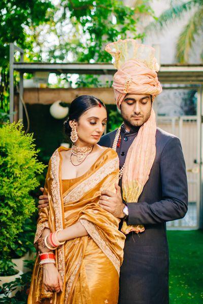 Megha & Tushar
