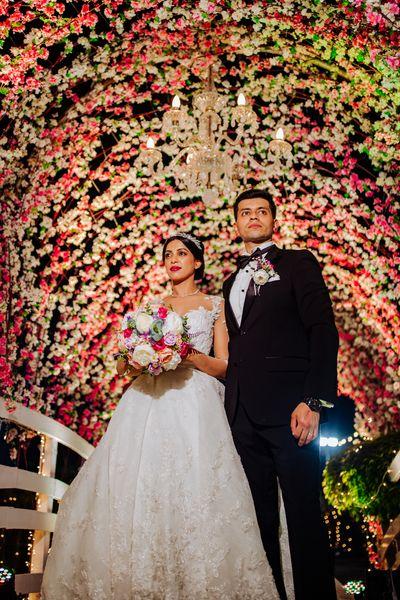 Aaron and Vanessa