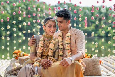 Malavika & Aathithya
