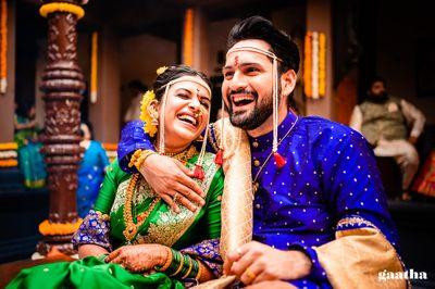 Mitali & Siddharth