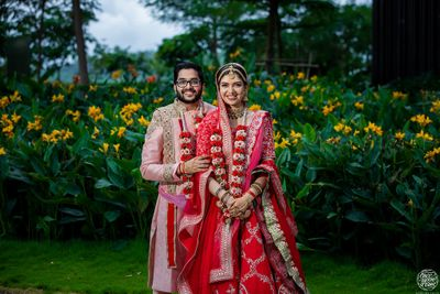 Aditi & Shivam