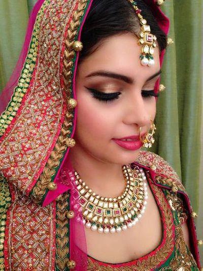 Photo of Makeup by Sakshi Sagar