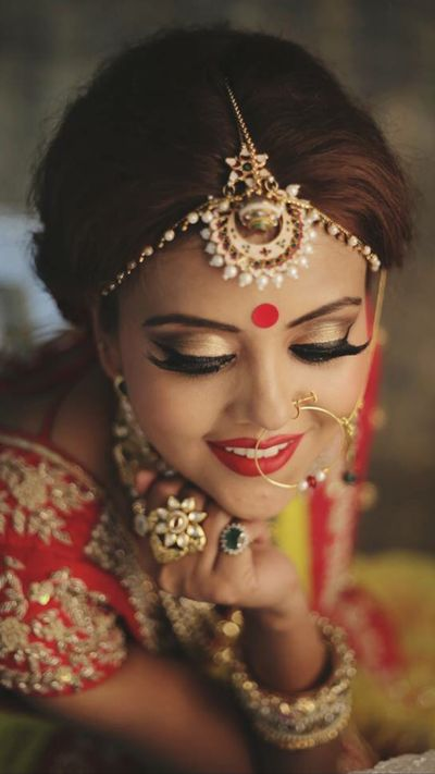 Photo of Makeup by Sakshi Sagar