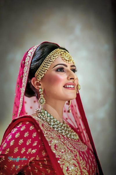 Photo of Stunning bridal portrait