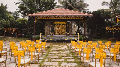 Photo of south Indian wedding decor ideas
