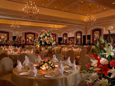 Photo of Banquet Engagement Decor