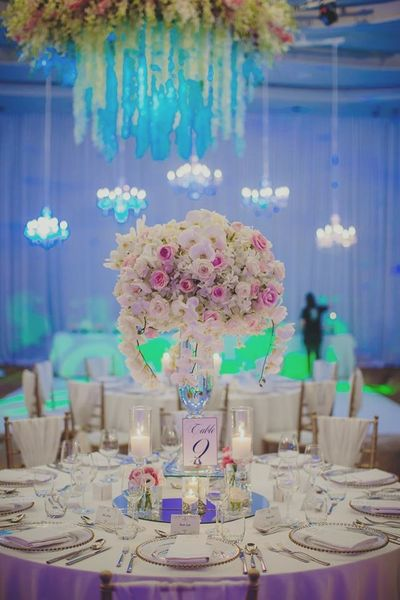 Photo of Table settings decor