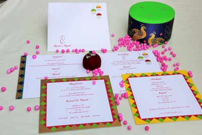 Wedding Invitations Photo