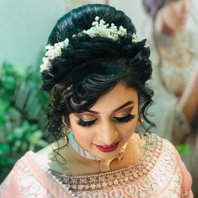 ada beauty salon  price  reviews  bridal makeup in bhopal