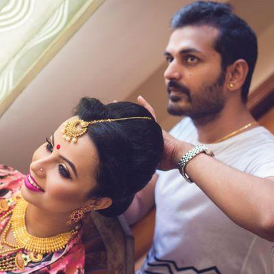jitu makeup artist  price  reviews  bridal makeup in