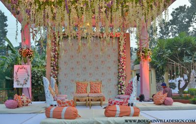Wedding decorators tent decorators for wedding decorations bougainvilla design is an offshoot of a well known hospitality company in delhi which specializes in floral and wedding design the sister duo of jasleen junglespirit Image collections