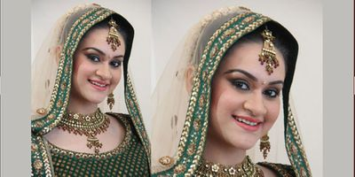 Photo of Komal Gulati Bridal Makeup