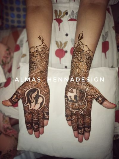 almas mehendi artist   price amp reviews bridal mehendi in