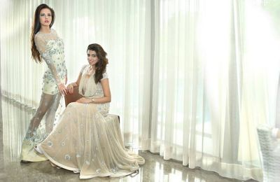 Photo of glamorous gowns