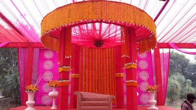 Photo of Pink curtain drops