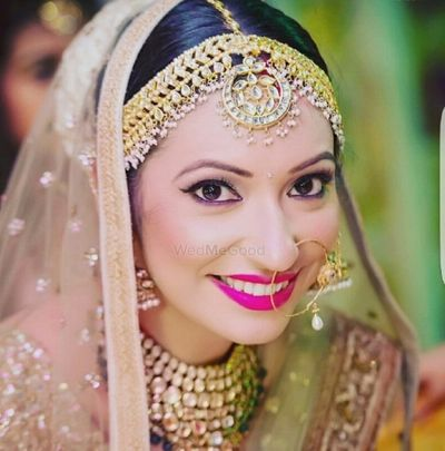 Photo of Bridal mathapatti