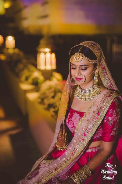 Photo of Bridal Portrait