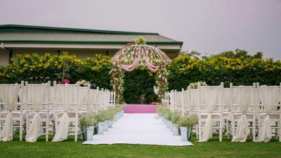 Photo of White Themed Wedding Decor