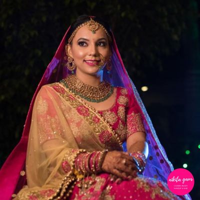 d9cd949e73ac Nikita Gaur Makeovers - Price   Reviews