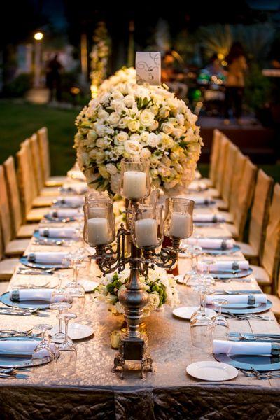 Photo of Table Arrangements