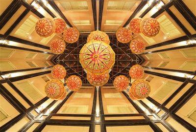 Photo of Ceiling Umbrellas Decor