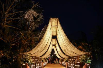 Photo of Entrance decor idea.
