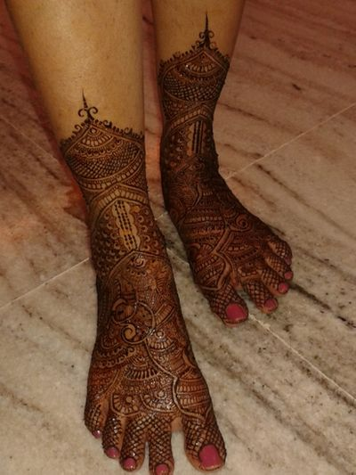Photo of Arti Mehendi Artist