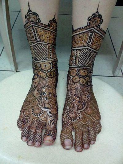 Photo of Jayshree Mehendi Artist