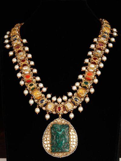 Photo of navrattan jewellery