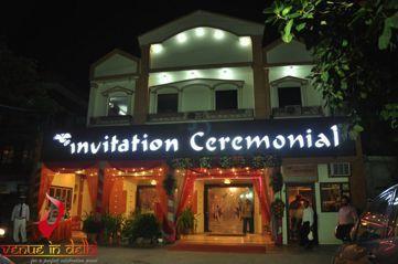 Invitation Ceremonial Ashok Vihar Banquet Wedding Venue In Delhi Ncr