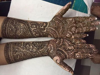 Best Bridal Mehandi Artists In Hyderabad Prices Info Reviews
