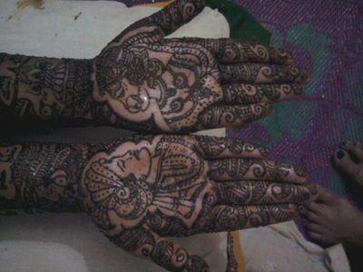 Bridal Mehndi In Bangalore : Kalaivani mehendi artist price reviews bridal in
