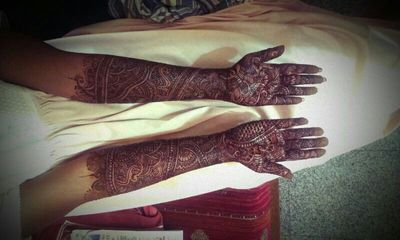 Bridal Mehndi Artist In Bangalore : Kalaivani mehendi artist price reviews bridal in